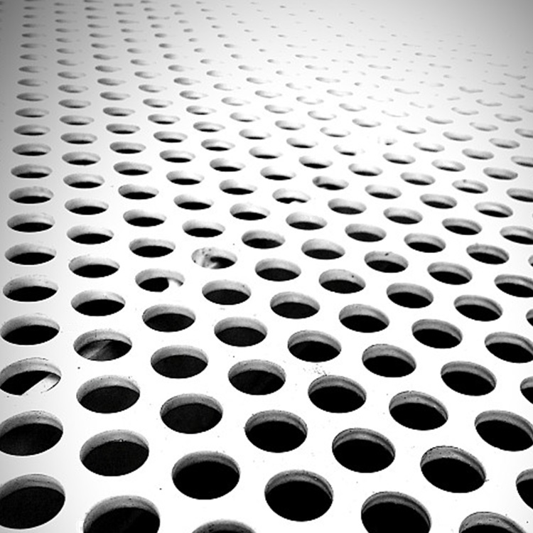 perforated Aluminum panels