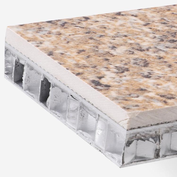 Lightweight Stone Veneer Aluminum Honeycomb Panels Arrow