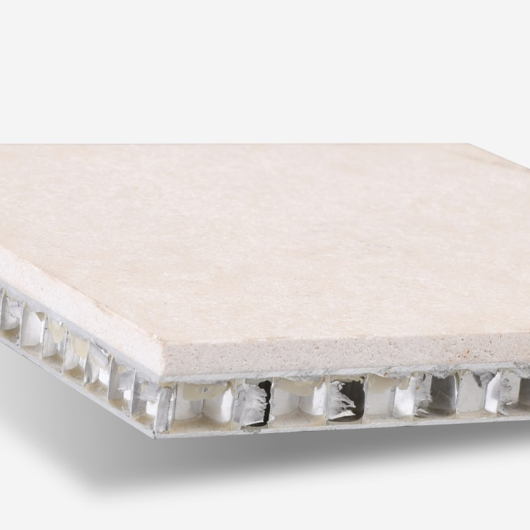 stone veneer aluminum honeycomb panels -marble surface