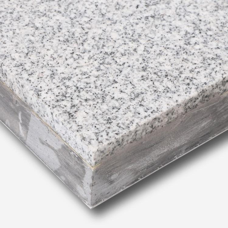 stone veneer aluminum honeycomb panels - magpie moorstone
