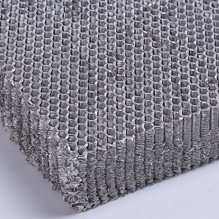 super small hole aluminum honeycomb
