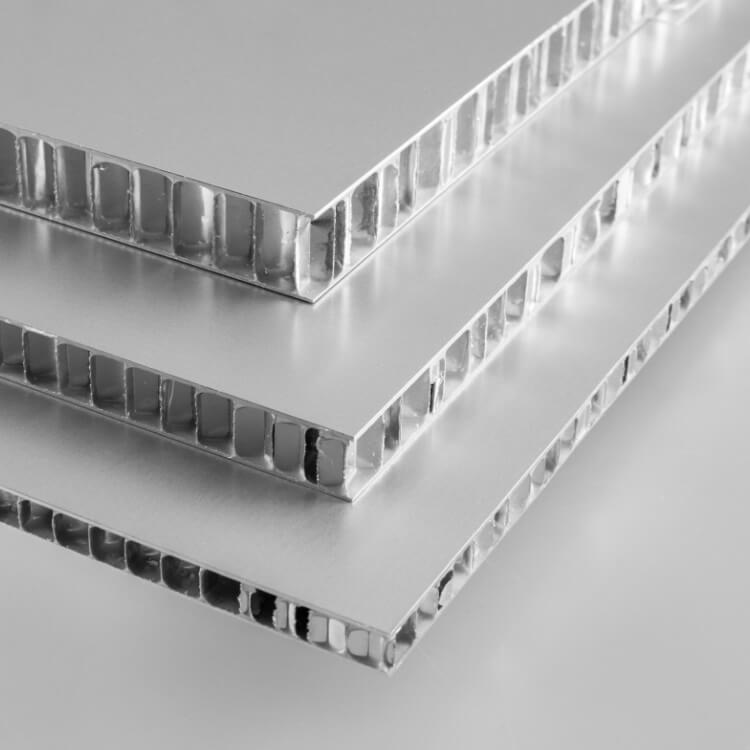 Aluminum Honeycomb Panels For Interior Or Exterior Wall