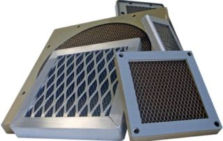 industrial honeycomb for RFMW vent panels