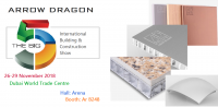 The big 5 international building & construction show - Arrow Dragon Ad Banner